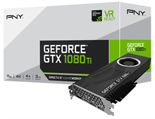 PNY GTX 1080 Ti Blower Edition 11GB Graphics Card